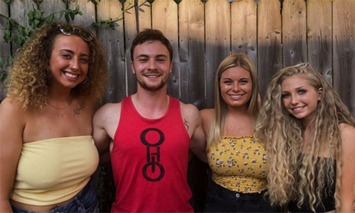 Finding Friendship Thanks to Law, Justice & Culture | a Story of 4 OHIO Students