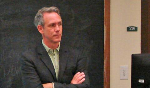Ray Haberski, portrait