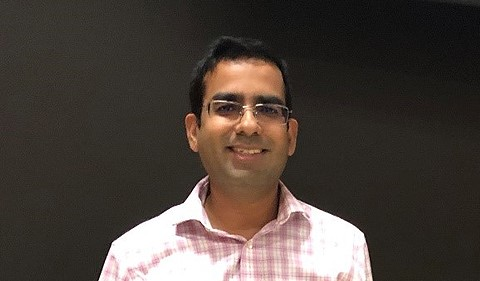 Dr Sumit Sharma, portrait
