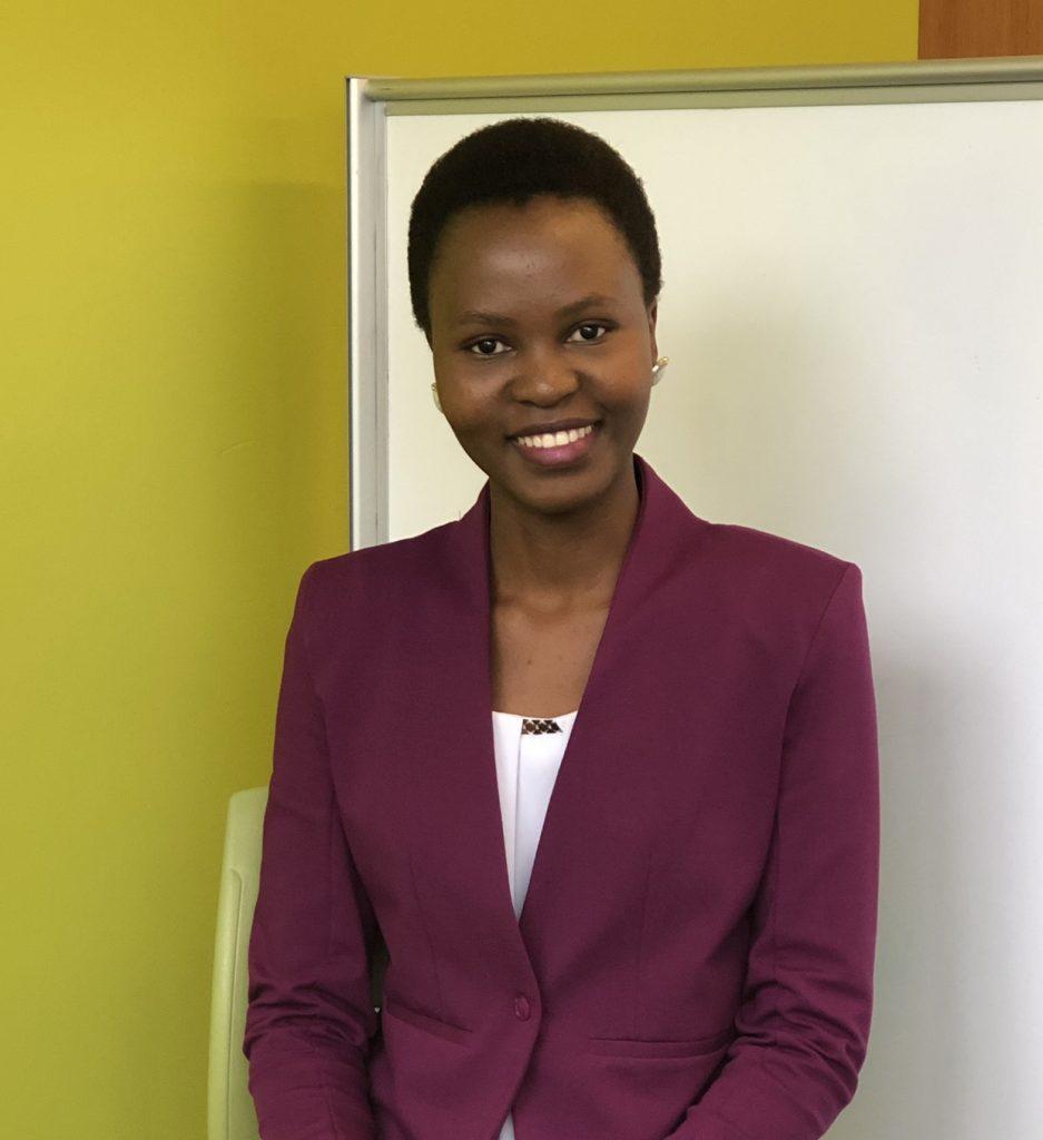 Photo of Magdalyne Ojuti Akiding
