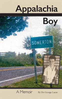 Appalachia Boy: A Memoir book cover