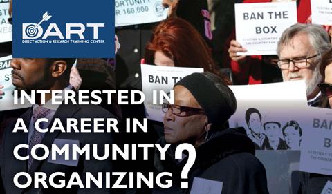DART event: Interesting in Community Organizing?