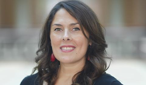 Liz Pahl, portrait