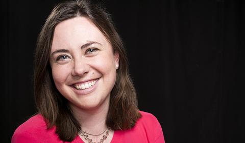 Megan Westervelt, portrait