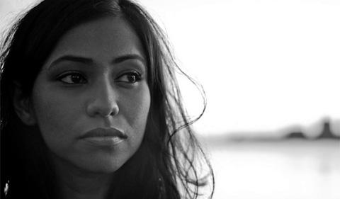 Tania Rashid, portrait