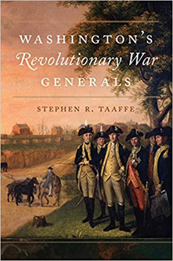 Washington's Revolutionary War Generals book cover
