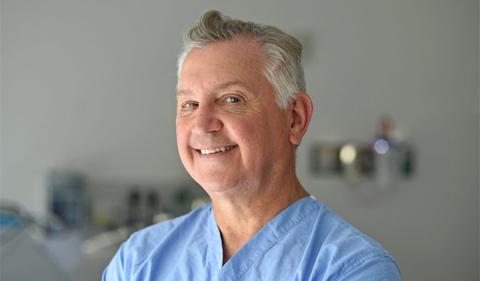 Dr. Frank Papay, portrait