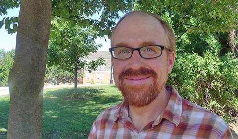 Jared DeForest, portrait