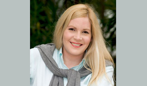 Krista Jabs Saral, portrait
