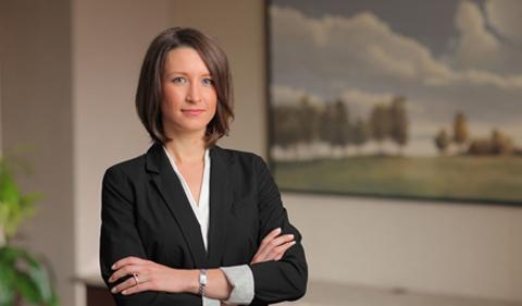 Trischa Chapman , portrait