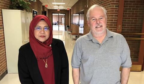 Zainuriah Hassan (Ph.D. 1998, Marty Kordesch