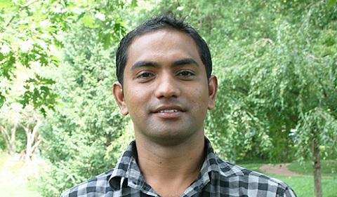 Bishnu Karki, portrait