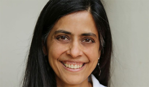 Rachana Kamtekar, portrait