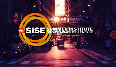 Summer Institute on Sustainability and Energy logo