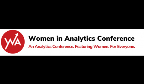 Women in Analytics Conference, an Analytics Conference featuring women, for everyone