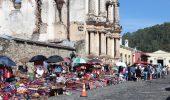 Artisan Market in Antigua Guatemala