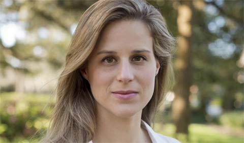 Lauren Groff , portrait