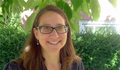 Rebecca Snell, portrait