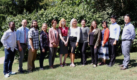 Academic and Global Communication Program (formerly ELIP) faculty and graduate students
