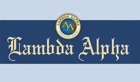 Lambda Alpha logo