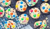 Cooking during Covid | M&M Cookies & Puppy Chow