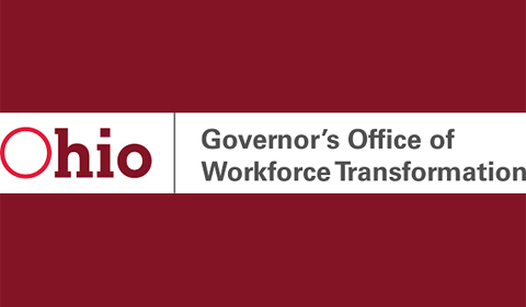 Ohio Governor's Office of Workforce Transformation logo