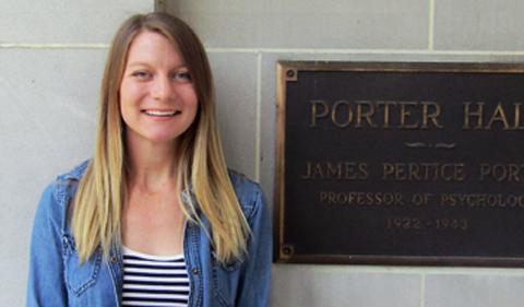 Samantha Kempker, portrait