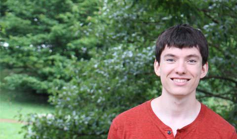 An outdoor portrait of Robert Demchuk