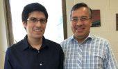 Drs. Oscar Avalos Ovando  and Sergio Ulloa