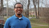 Ohio University chemist Travis White became an NQPI member in 2019.