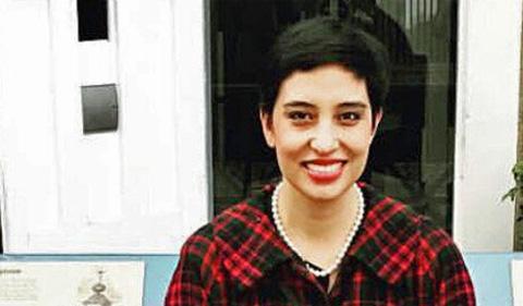 Myrna Perez Sheldon, portrait
