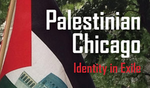 Palestinian Chicago Identity in Exile book cover