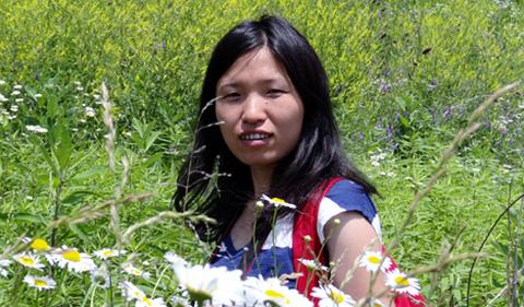 Ping Xu, portrait