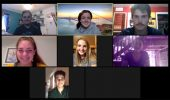 Ohio University Mock Trial students prepare case for virtual trial