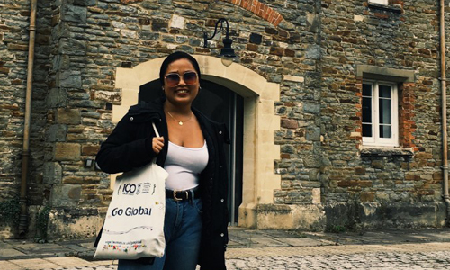 Alexis Karolin Discovers She Can Thrive – in Wales and in Athens