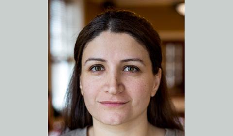 Christelle Khalaf, portrait