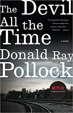 book cover for Donald Ray Pollock by Donald Ray Pollock
