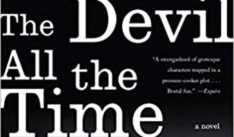 The Devil All the Time book cover by Donald Ray Pollock