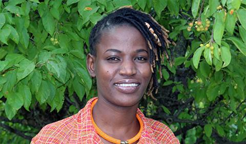 Asmaha Mhande Heddi, portrait