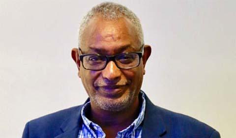 Dr. Ghirmai Negash, portrait