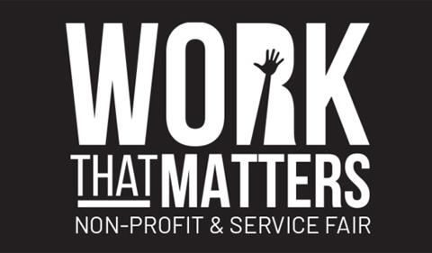 Work That Matters Fair logo