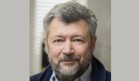 Efim Zelmanov, portrait