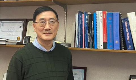 Shiyong Wu, portrait