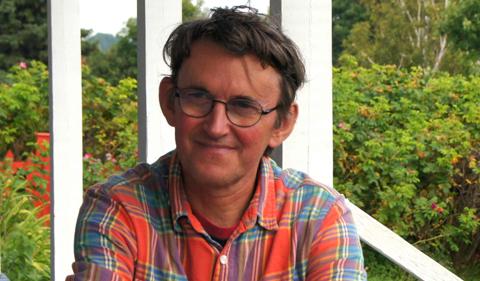 Colin Hughes, portrait