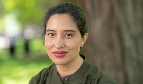 Dr. Myrna Perez Sheldon, portrait