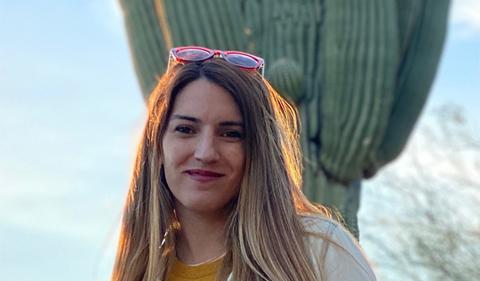 Sofia Fernandez, portrait