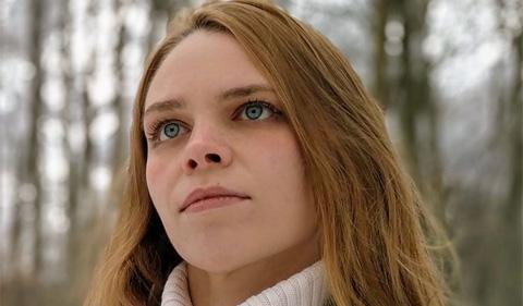 Lark Knutsen, portrait