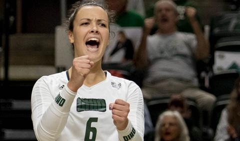 Vera Giacomazzi (photo by Abigail Dean | Ohio Athletics)