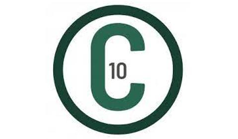 C10 Career in 10 logo