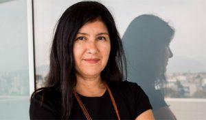 Carmen Ilizarbe, portrait